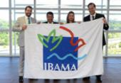 Ibama assina termo para uso da nova sede do órgão na Bahia | Foto: Divulgação