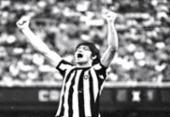 Ex-atacante do Vitória, Rodolfo Fischer, morre aos 76 anos | Foto: Foto: Reprodução | Twitter do Botafogo