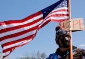 EUA: casos registrados de Covid-19 em 24h batem recorde   AFP