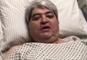 Datena se recupera de cirurgia após dores no peito | Reprodução | YouTube