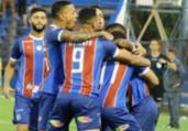Bahia terá dois jogos em países diferentes em três dias | Divulgação | E.C.Bahia