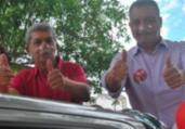 Conquista: Rui participa de carreata em apoio a petista | Divulgação