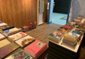 Loja solidária troca livros por alimentos para doação | Divulgação