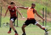Vitória tenta quebrar jejum diante do Brasil de Pelotas   Letícia Martins   EC Vitória