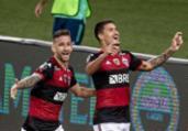 Flamengo e Palmeiras vencem pela Copa Libertadores | Maarcelo Cortes | Flamengo
