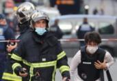 Preso 2º suspeito de ter contato com autor de atentado | Valery Hache | AFP
