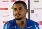 Volante Ramon espera aproveitar oportunidades no Bahia | Felipe Oliveira | EC Bahia