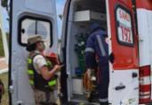 Mulher é resgatada após sofrer surto em Jardim de Alah | Divulgação | SSP-BA