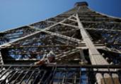 Turismo sofre queda de 70% e devido à pandemia | Foto: AFP