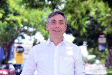 Carlos Medeiros tem 2% das intenções de voto em Feira - Foto: Divulgação