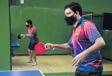 Tênis de mesa e ping-pong na Bahia | Alex Oliveira | Ag. A TARDE