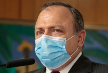 Ministro da Saúde, Eduardo Pazuello, testa positivo para Covid-19 | Divulgação