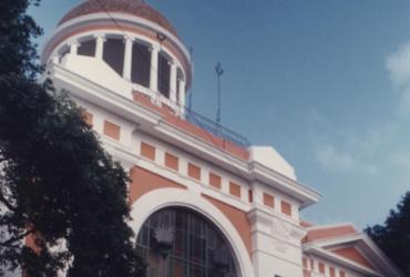 Até um rei contribuiu para a construção da sede do IGHB   Francisco Galvão/ 13.05.1998/Cedoc A TARDE