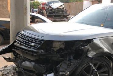Mulher de deputado fratura cinco costelas após acidente em Guanambi