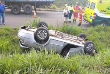 Empresário baiano morre em acidente na região metropolitana de Vitória (ES)