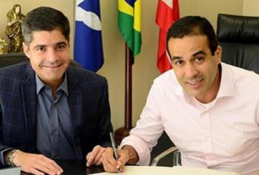 Justiça determina que Bruno Reis diminua participação de ACM Neto em programas | Reprodução | Redes Sociais