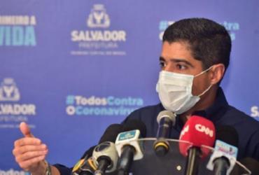 Neto anuncia protocolo para retorno às aulas do ensino superior em Salvador | Divulgação/SECOM