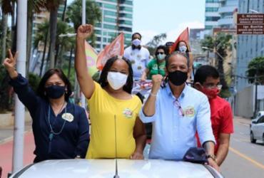Olivia pretende reduzir problemas causados pela chuva em Salvador | Amanda Oliveira