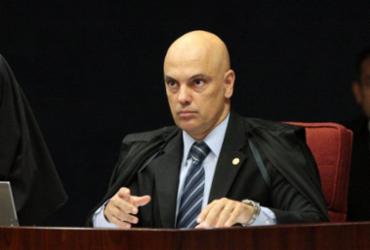 Alexandre de Moraes prorroga inquérito sobre suposta interferência de Bolsonaro na PF | Divulgação