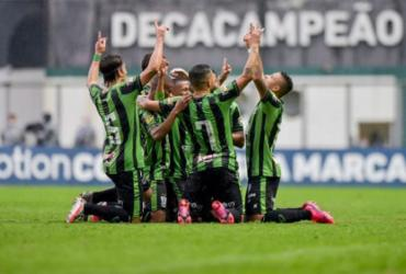 América-MG vence e assume vice-liderança da Série B | Mourão Panda | América