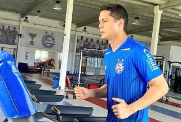 Anderson Martins é regularizado e já pode estrear pelo Bahia | Foto: Divulgação | E.C. Bahia