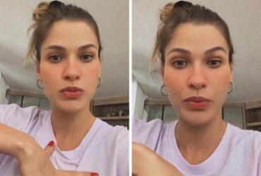 Andressa Suita rebate boatos sobre ter proibido Gusttavo Lima de visitar os filhos   Foto: Reprodução   Instagram
