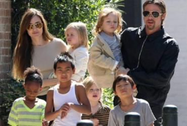 Angelina Jolie exige quarentena para Brad Pitt rever filhos |