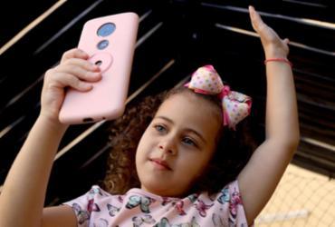Garotada se liga cada vez mais no digital | Felipe Iruatã | Ag. A TARDE