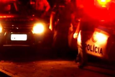Comerciante é assassinado a tiros dentro do próprio bar no interior da Bahia