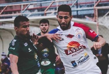 Vitória da Conquista leva virada pela Série D; Atlético de Alagoinhas goleia | Wendell Rezende | Itabaiana