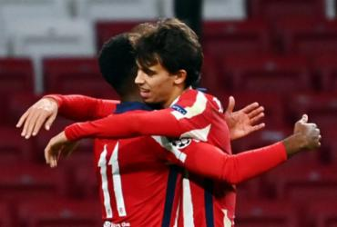 Atlético de Madrid supera RB Salzburg pelo Grupo A da Liga dos Campeões | Gabriel Bouys | AFP