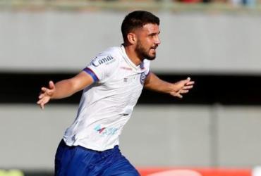 Bahia acerta empréstimo de zagueiro Ignácio ao CSA | Foto: Felipe Oliveira | Divulgação | EC Bahia