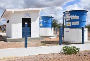 Bahia atinge meta de 285 sistemas implantados do Programa Água Doce | Foto: Divulgação