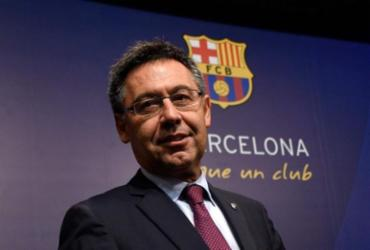 Josep Maria Bartomeu renuncia e deixa a presidência do Barcelona | Lluis Gene | AFP