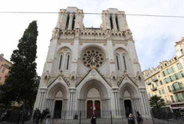 Ataque a faca deixa 3 mortos em Basílica em Nice, na França | Foto: Christian Estrosi / Twitter