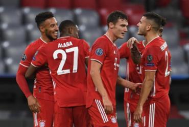 Bayern de Munique atropela Atlético de Madrid na Liga dos Campeões | Andreas Gebert | AFP