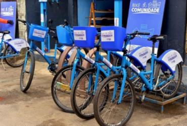 Bike Comunidade chega a Stella Maris e Praia do Flamengo |