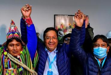 Apuração oficial confirma vitória avassaladora de Arce na Bolívia | Ronaldo Schemidt | AFP