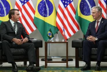 Brasil e banco americano assinam acordo de US$ 1 bi em investimentos | Marcos Corrêa | PR