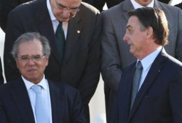 Bolsonaro diz que não vai aumentar impostos após pandemia | Foto: Evaristo Sá | AFP