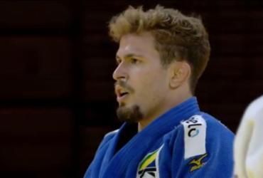 Brasil estreia com medalha no Grand Slam de Judô de Budapeste | Reprodução | Twitter