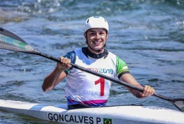 Brasileiro conquista bronze inédito na Copa do Mundo de Canoagem   Danilo Borges