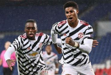 Liga dos Campeões: Manchester United vence PSG em noite apagada de Neymar | Frank Fife | AFP
