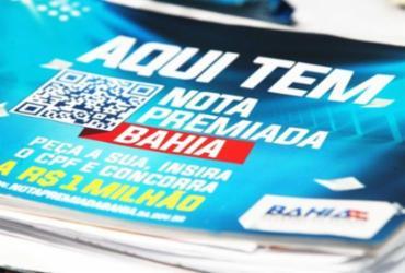 Compras até 31 de outubro concorrem ao próximo sorteio da Nota Premiada | Foto: Mateus Pereira | GOVBA