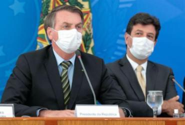 Comunicação de Bolsonaro orientava Mandetta a não comentar passeios do presidente na pandemia | Foto: Carolina Antunes | PR