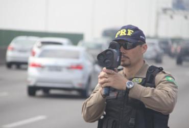 Contran publica requisitos para fiscalização da velocidade de veículos | Foto: Divulgação | PRF