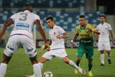 Série B: empate entre Cuiabá e Paraná mantém Chapecoense na ponta |