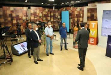 Ausência de Colbert é atacada por candidatos em debate da TVE