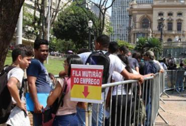 Desemprego chega a 14,4% no trimestre encerrado em agosto | Rovena Rosa | Agência Brasil
