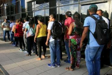 Pesquisa indica que Brasil teve 14 milhões de desempregados na última semana de setembro | Edilson Lima | Ag. A TARDE
